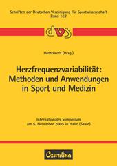 Herzfrequenzvariabilität: Methoden und Anwendungen in Sport und Medizin
