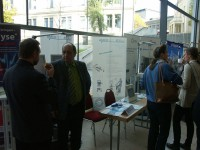HRV Symposium 2010 Industrieausstellung